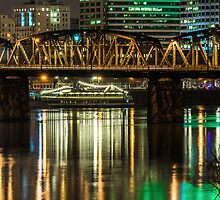 Portland bridge by rkboz