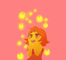 Fireflies by Snapdragonn