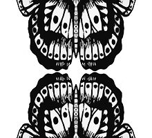 Harry Styles Butterfly  by smentcreations