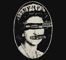 Sex Pistols God Save The Queen by RatRock