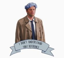 """I Don't Understand That Reference"" Castiel by Jessie Froggatt"