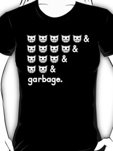 Meow Meow Beenz: Ones Don't Get a Rhyme T-Shirt