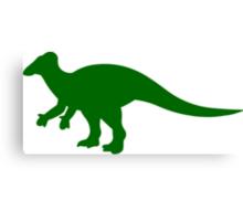 Iguanadon Dinosaur Canvas Print