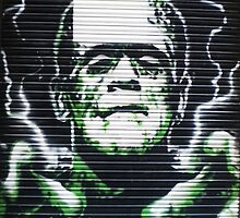 FRANKENSTEIN (James Whale, 1931) by StreetArtCinema
