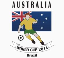 australia worldcup 2014 by denip
