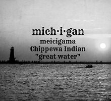 michigan by Kimberose