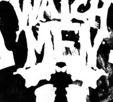 Watchmen - Rorschach Stain Sticker