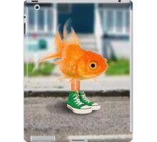 Darwin in real life - The Amazing World of Gumball iPad Case/Skin