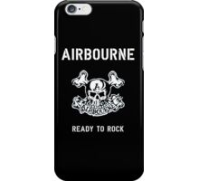 Airbourne - Ready to Rock iPhone Case/Skin