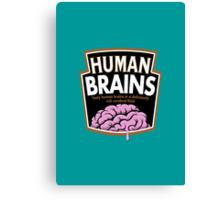Human Brains Canvas Print