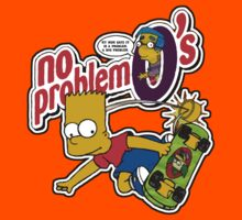 The Simpsons - No Problemos! by HalfFullBottle