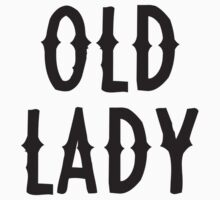 Old Lady by BrightDesign