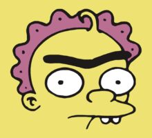 The Simpsons - Maggie's Enemy by HalfFullBottle