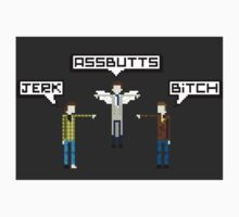 Supernatural Bitch, Jerk, Assbutt by JamesTiplady