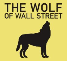 The Wolf of Wall Street by daveburnett
