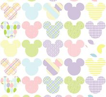 Mickey Heads in Spring by sweetsisters