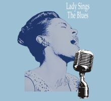 Lady Sings The Blues (version 3) by LetThemEatArt