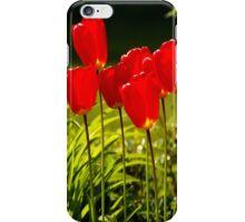 tulip impressions iPhone Case/Skin
