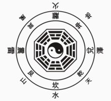 Eight Trigrams Symbol by Welterz