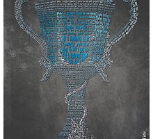 The Goblet of Fire, Harry Potter by SkahfeeStudios