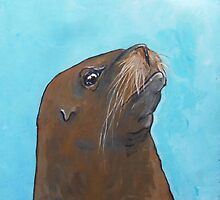 Sea Lion by Carole Chapla