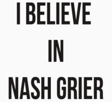 NASH GRIER CRUSH MERCH MAGCON by CharliesF