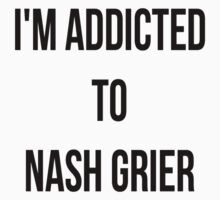NASH GRIER CRUSH MERCH MAGCON ADDICT by CharliesF