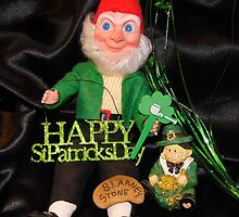 St. Patrick's Day Still Life by WildestArt