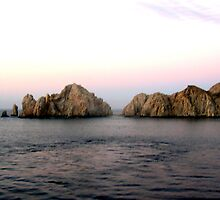 LANDS END CABO SAN LUCAS MEXICO by JAYMILO