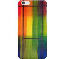 Mondrians Tartan iPhone Case/Skin