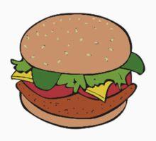 Burger by fbtaylor