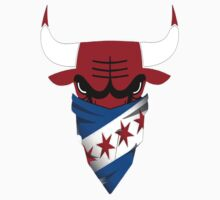 Chicago Bulls by DopeOutfitters
