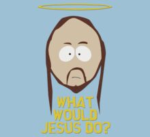 What would Jesus do? - South Park 4 by Lamamelle