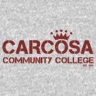 Carcosa Community College Red by Prophecyrob