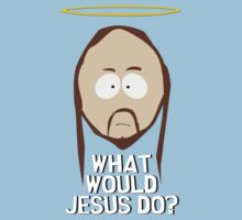 What would Jesus do? - South Park 3 by Lamamelle