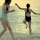 That soft surf by Elizarose