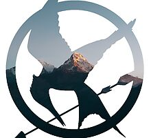 Mockingjay Mountains by hungergames