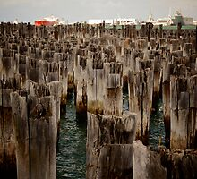 Port of Melbourne  by D-GaP