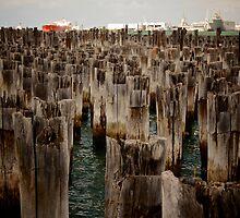 Port of Melbourne  by D-GaP