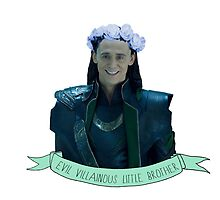 Loki - Flower Crown by thrandys-crown