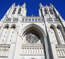 Washington's National Cathedral by Cora Wandel