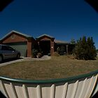 Fisheye fun by rawdiamond