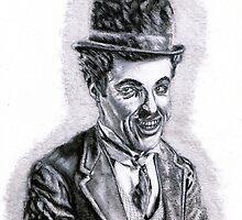 Chaplin by Steven Torrisi