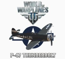 World of Warplanes P47 Thunderbolt by Mil Merchant