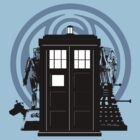 Doctor Who by horcruxhunting