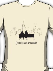 (500) Days Of Summer T-Shirt
