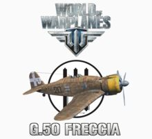 World of Warplanes G.50 Freccia by Mil Merchant