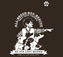 Will Graham's All-Breed Dog Rescue [dark shirts] by tumblebuggie