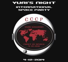 Yuri's Night International Space Party by Samuel Sheats