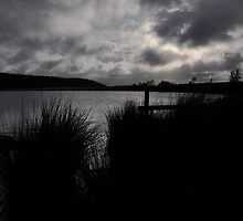 The Black Loch by cambor